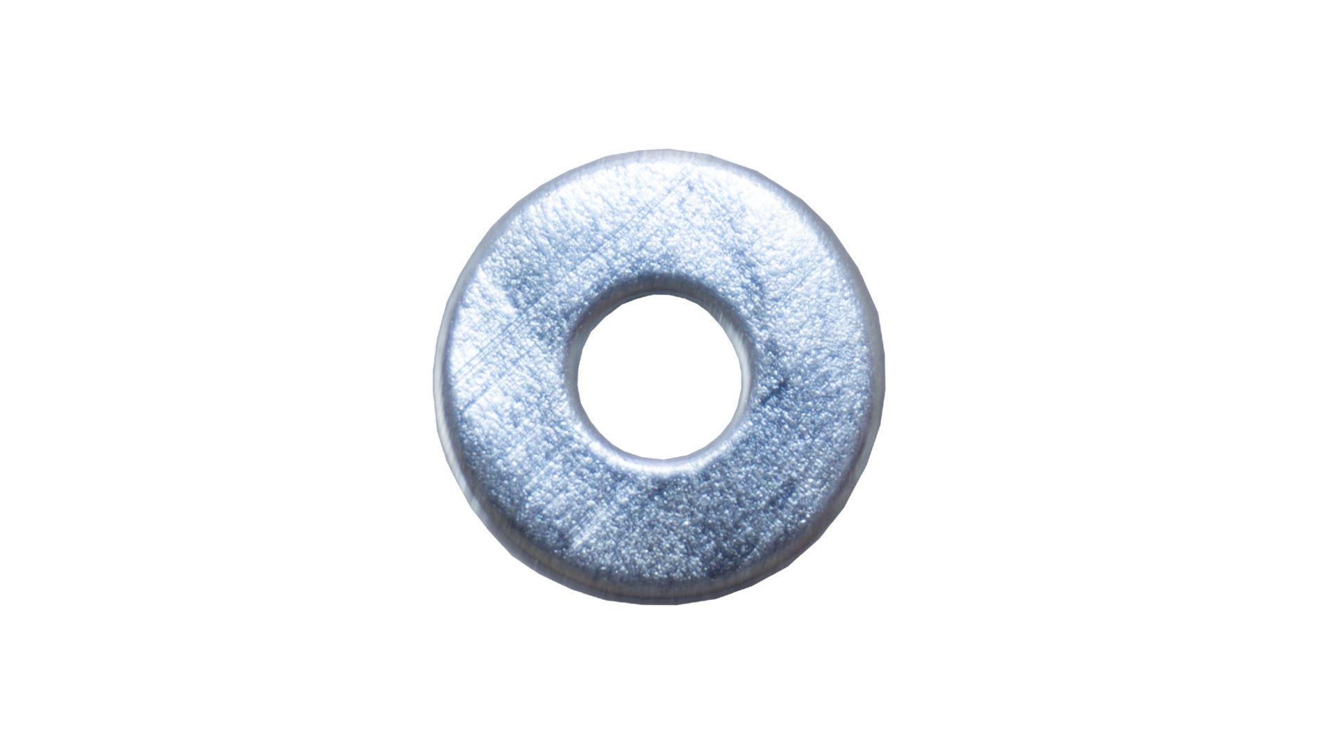 Шайба плоская увеличенная Apro - М6 DIN 9021 (100 шт.) 3