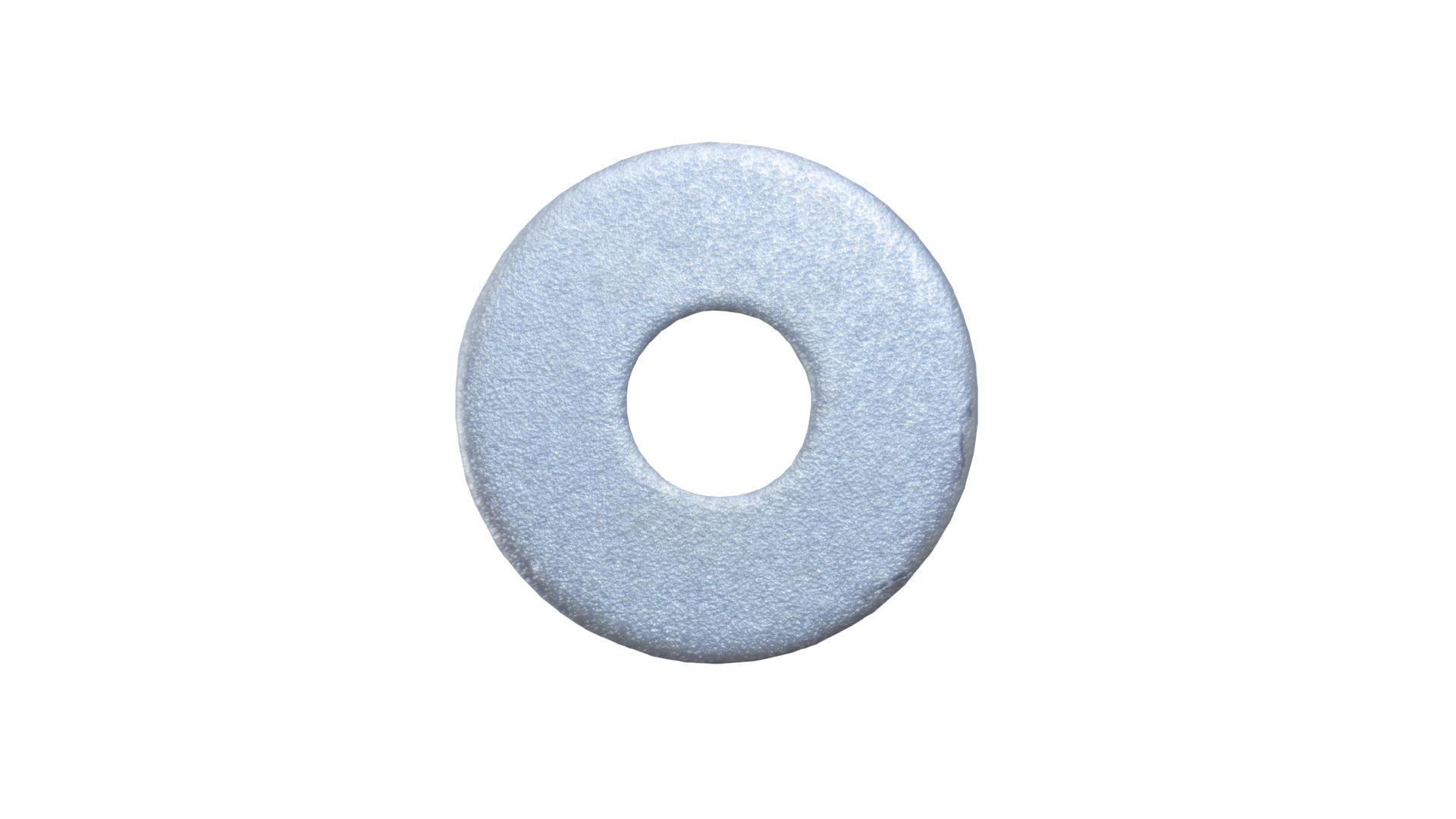 Шайба плоская увеличенная Apro - М8 DIN 9021 (50 шт.) 3