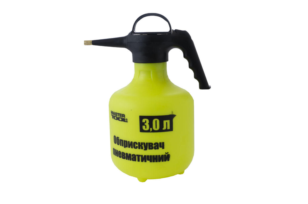 Опрыскиватель пневматический Mastertool - 3 л длинный носик 1