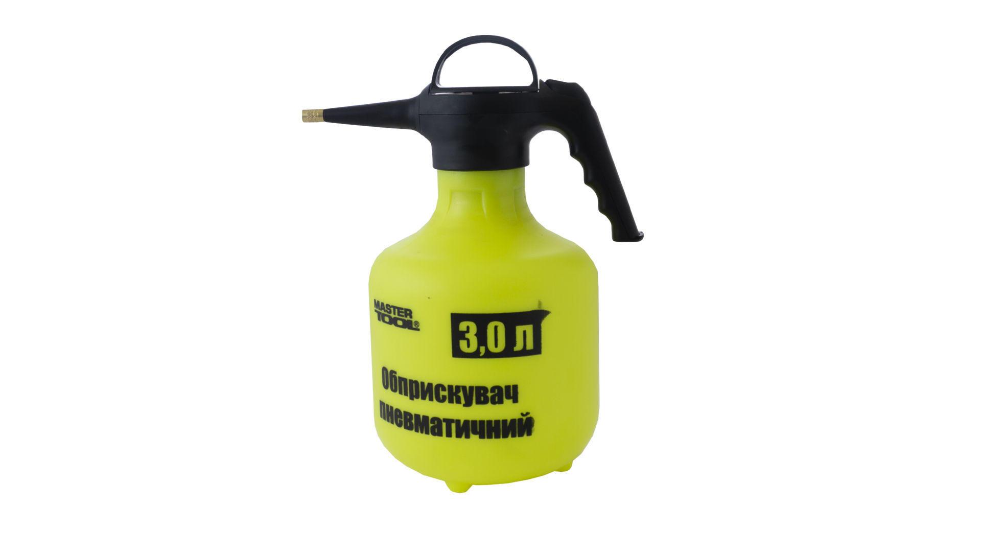 Опрыскиватель пневматический Mastertool - 3 л длинный носик 3