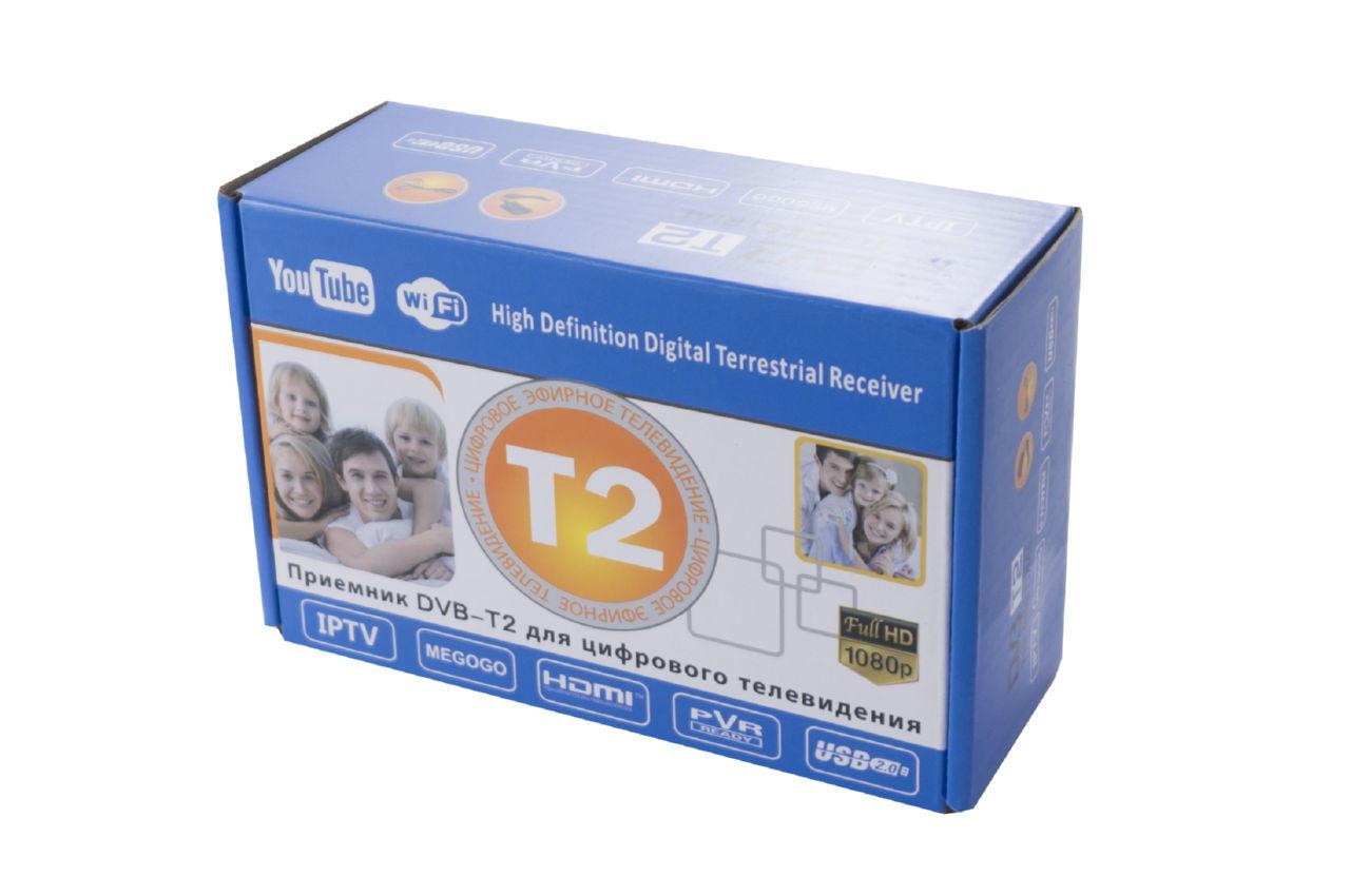 Тюнер цифровой PRC - DV3 811 4