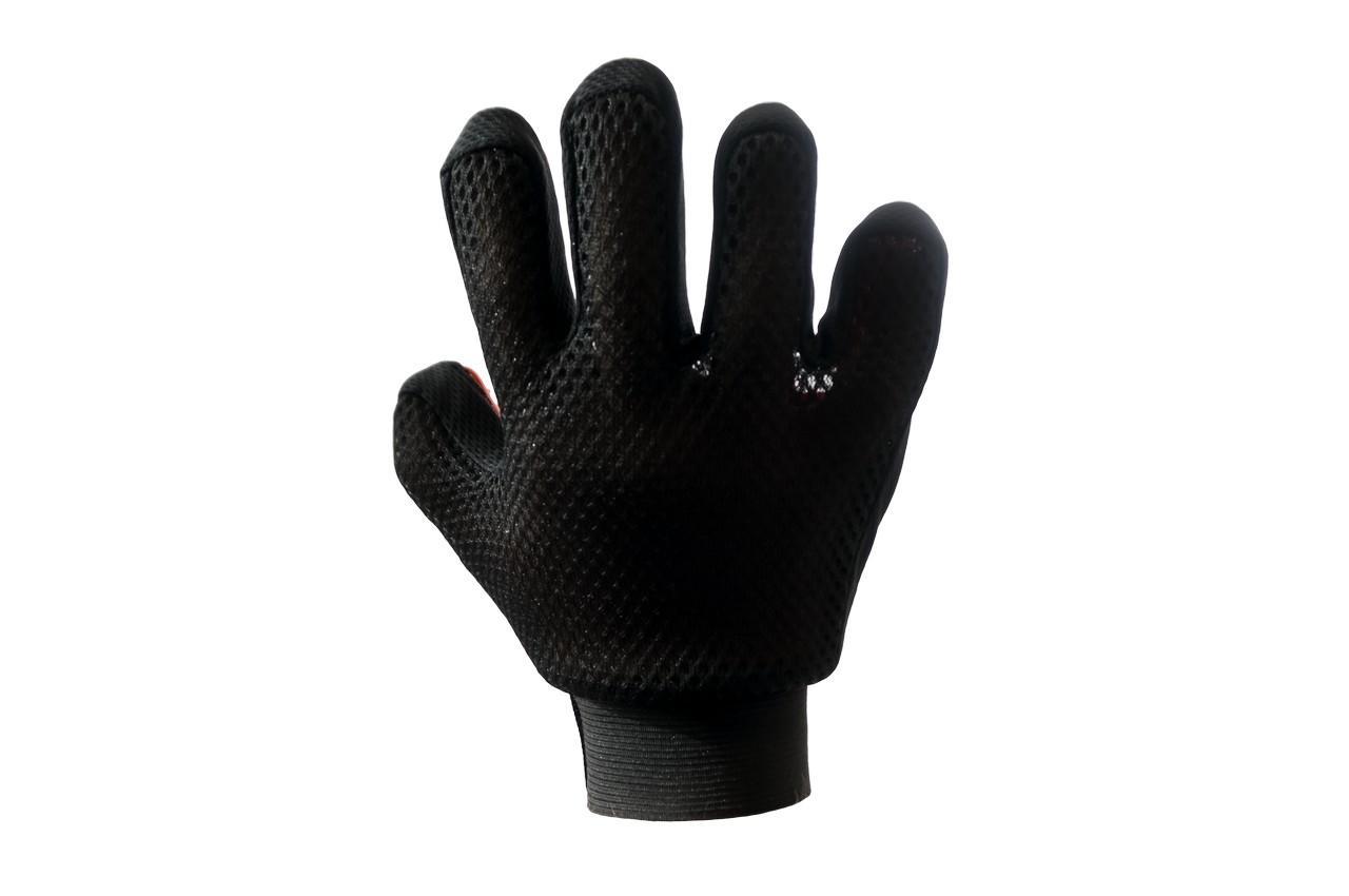 Перчатка для вычесывания шерсти PRC - True Touch на правую руку 2