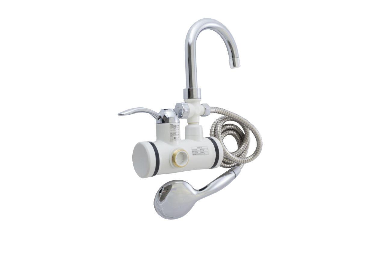 Проточный водонагреватель с душем PRC - Faucet & Shower LZ008 2