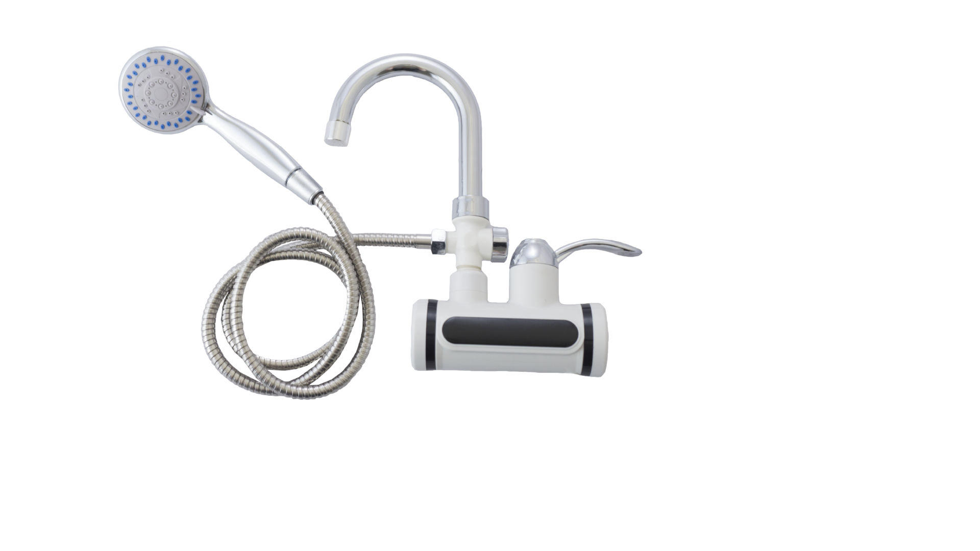 Проточный водонагреватель с душем PRC - Faucet & Shower LZ008 4