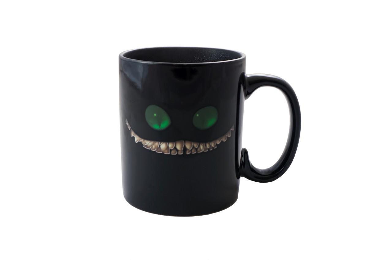 Чашка керамическая хамелеон Elite - 300 мл кот 2