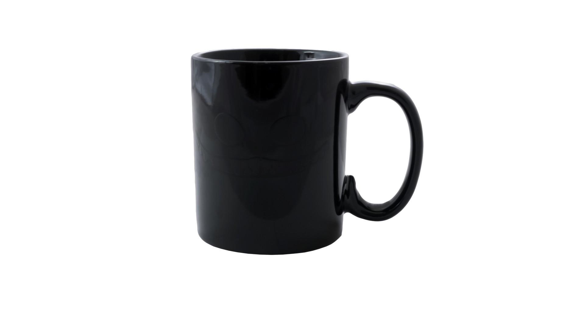 Чашка керамическая хамелеон Elite - 300 мл кот 4