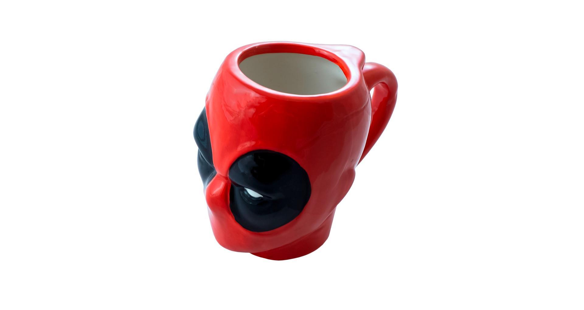 Чашка керамическая Elite - 400 мл Deadpool 5