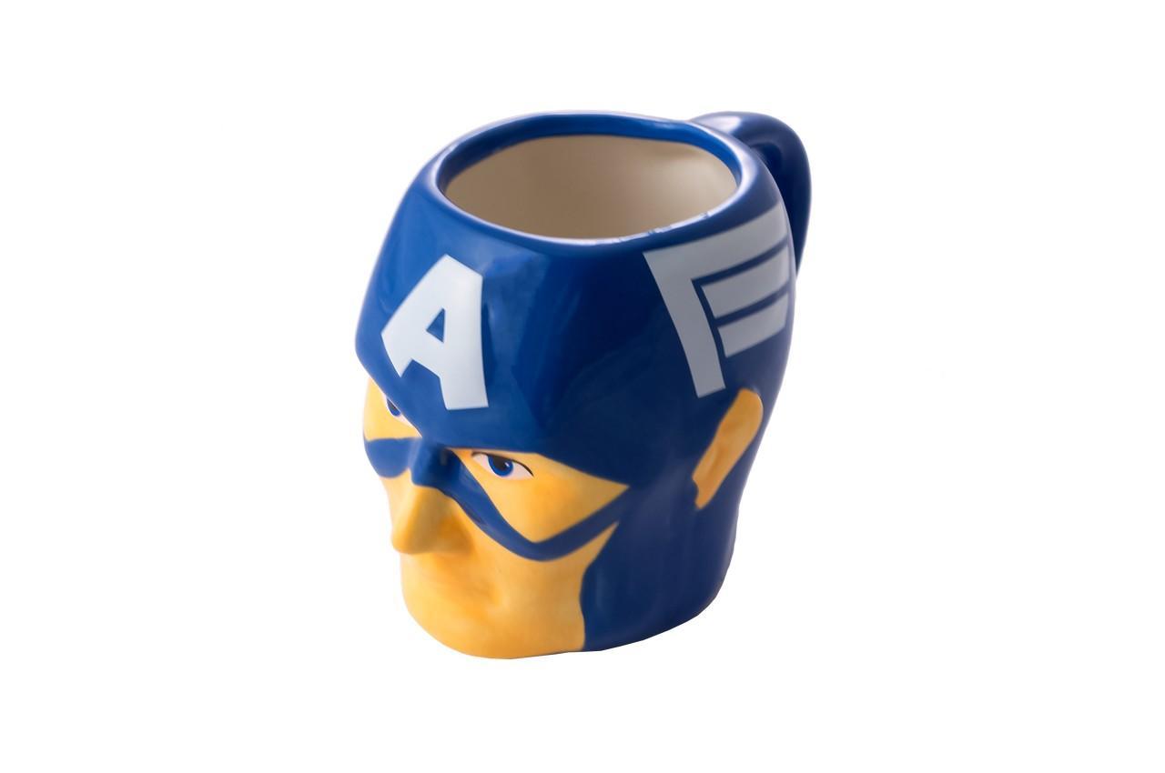 Чашка керамическая Elite - 400 мл Captain America 1