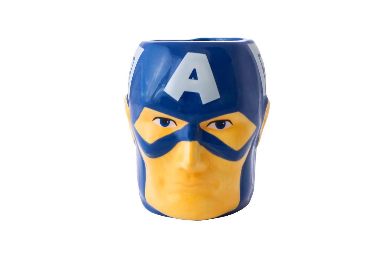 Чашка керамическая Elite - 400 мл Captain America 2