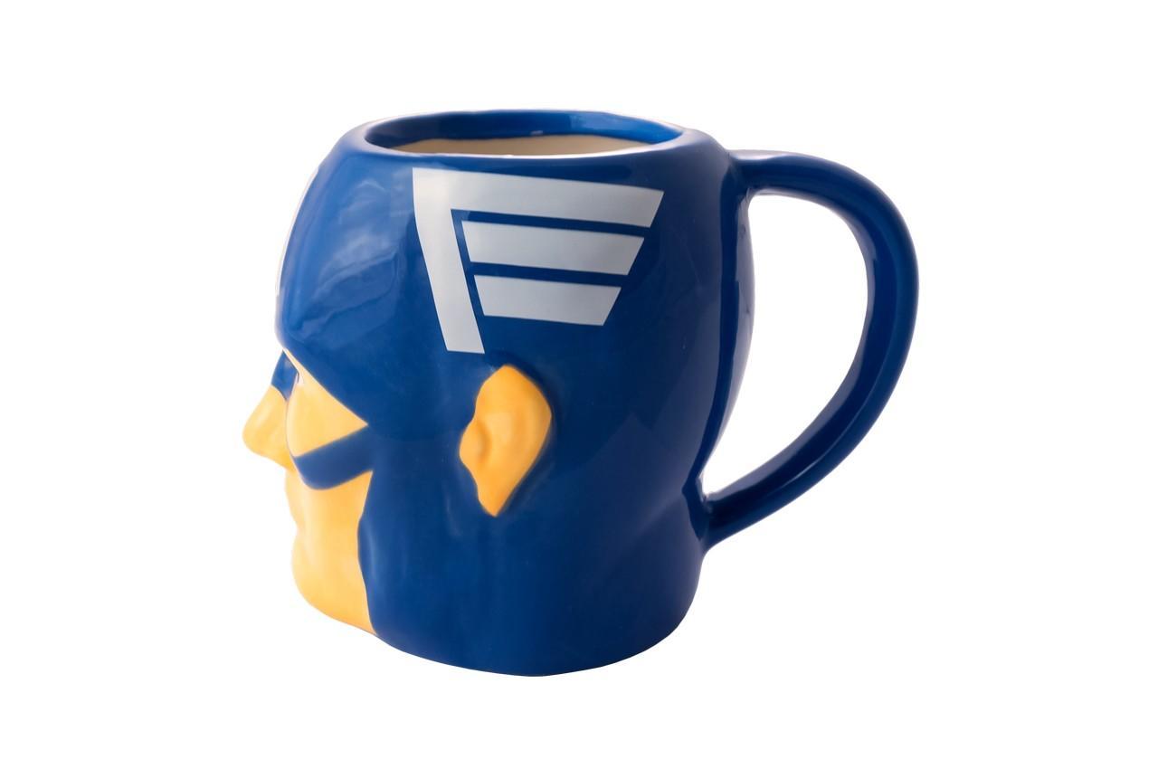 Чашка керамическая Elite - 400 мл Captain America 3