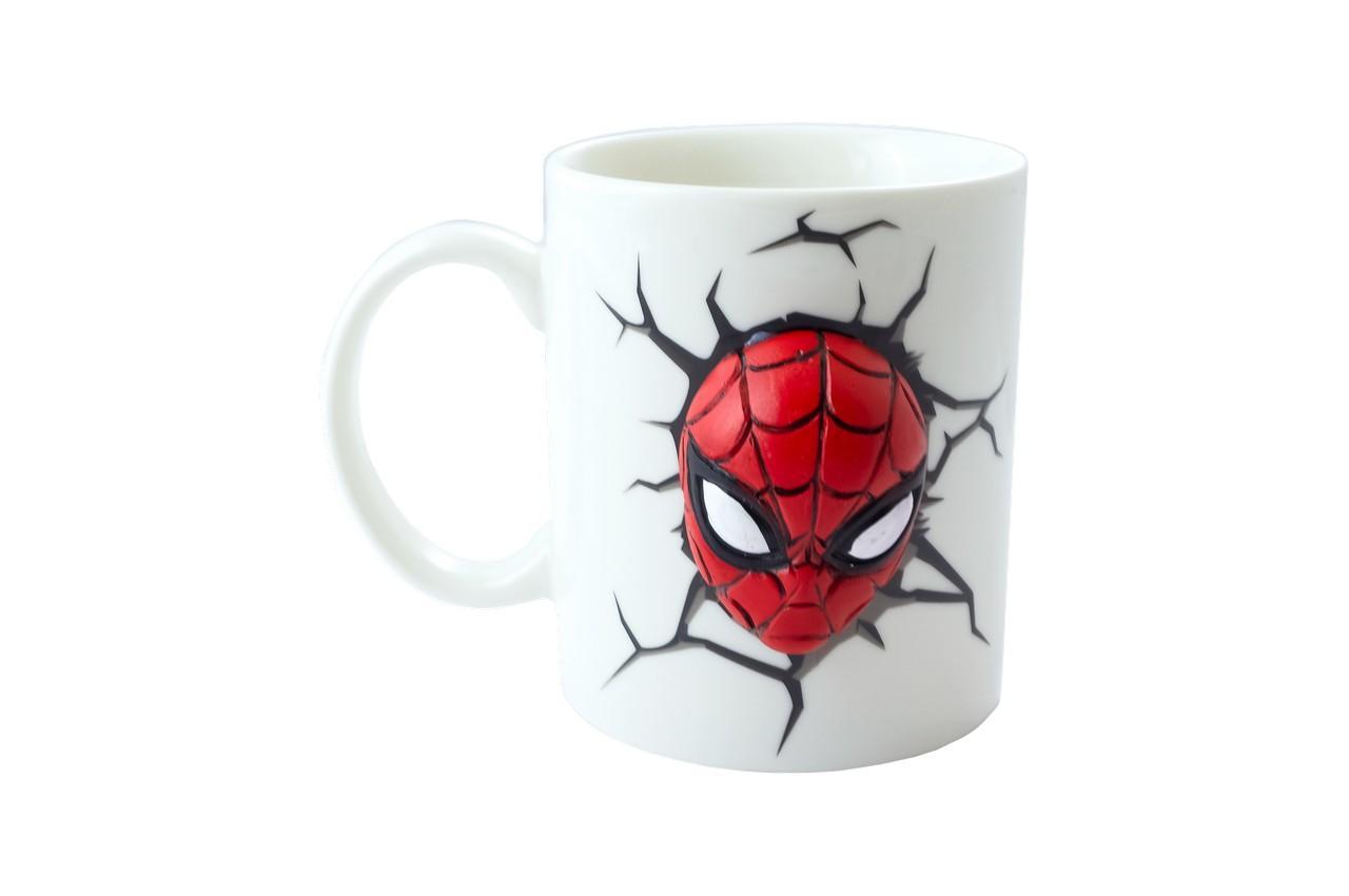 Чашка керамическая Elite - 300 мл Spider-Man 3D 1