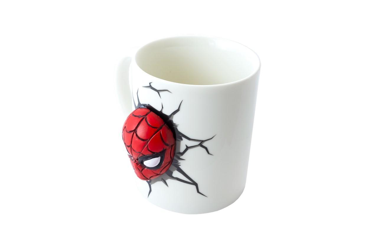 Чашка керамическая Elite - 300 мл Spider-Man 3D 2