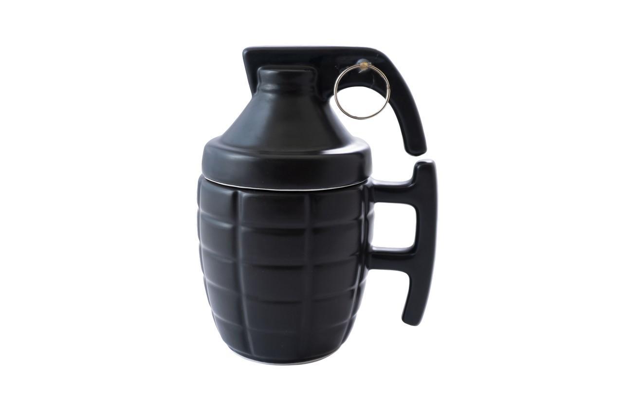 Чашка керамическая Elite - 280 мл лимонка 1