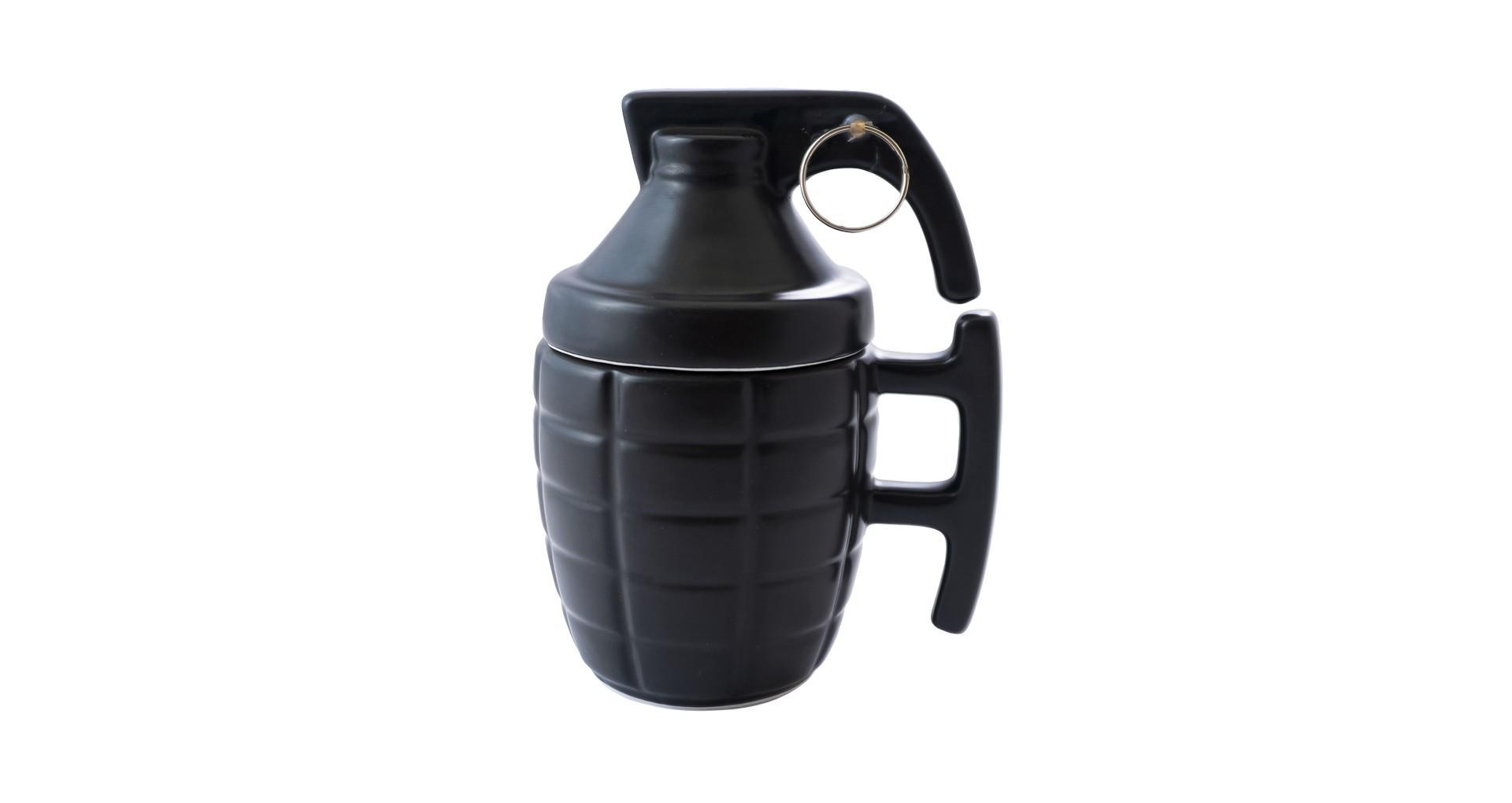 Чашка керамическая Elite - 280 мл лимонка 3