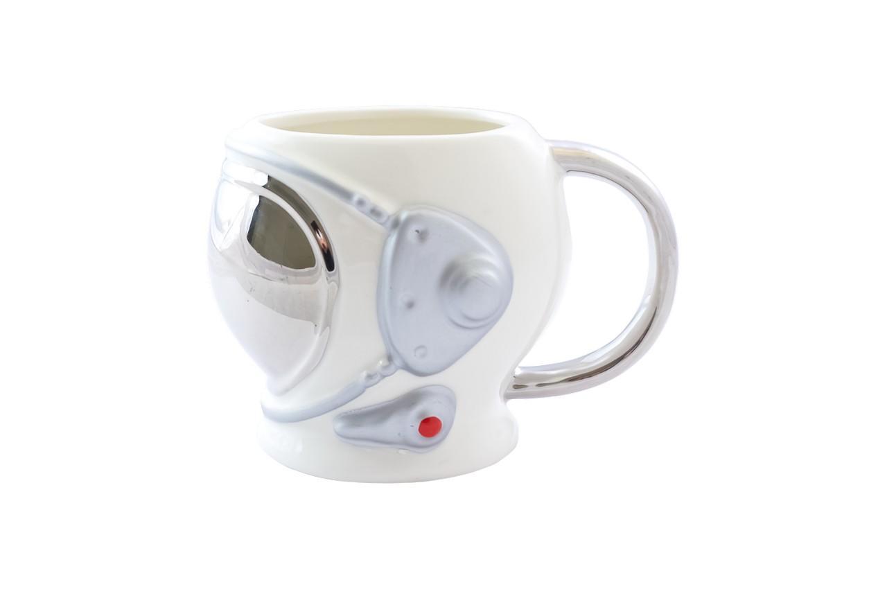 Чашка керамическая Elite - 550 мл Elon Musk белый 1