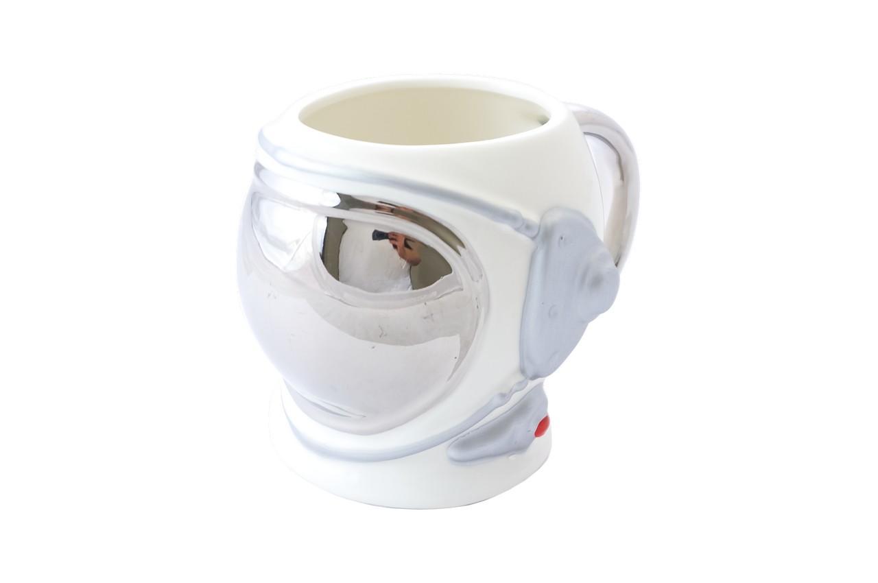 Чашка керамическая Elite - 550 мл Elon Musk белый 2
