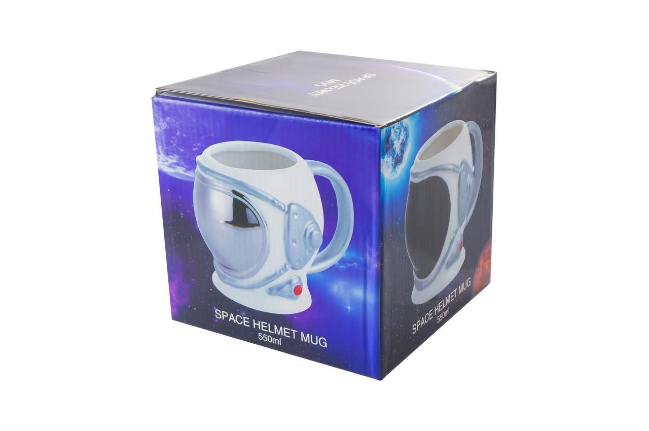 Чашка керамическая Elite - 550 мл Elon Musk белый 3