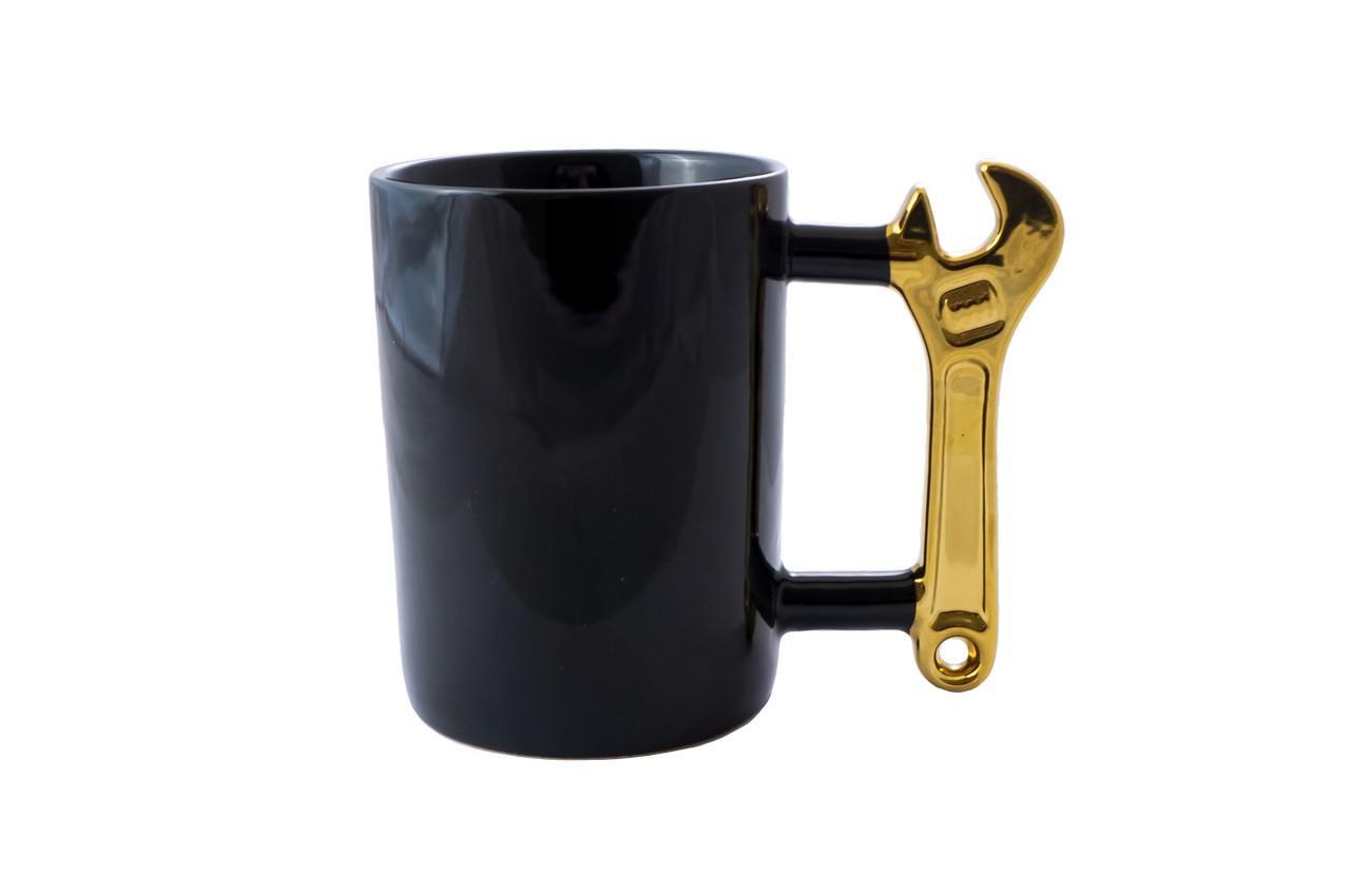Чашка керамическая Elite - 400 мл ключ 1