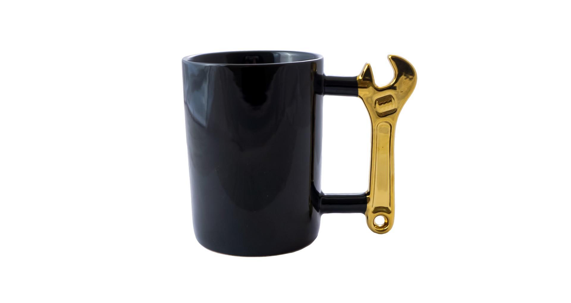 Чашка керамическая Elite - 400 мл ключ 3