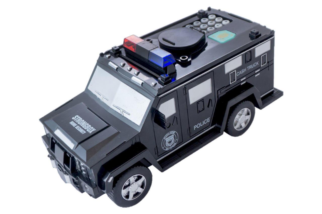 Копилка сейф Elite - авто 1