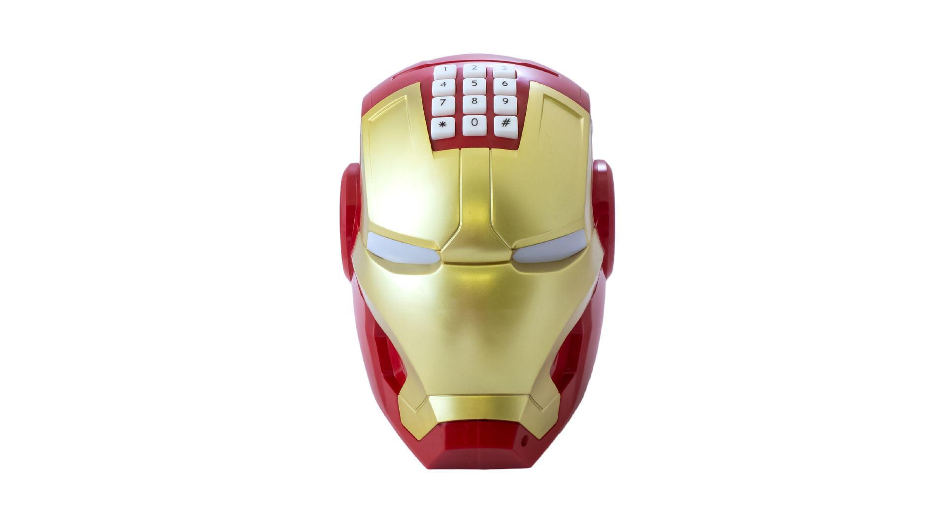Копилка сейф Elite - Iron Man 4