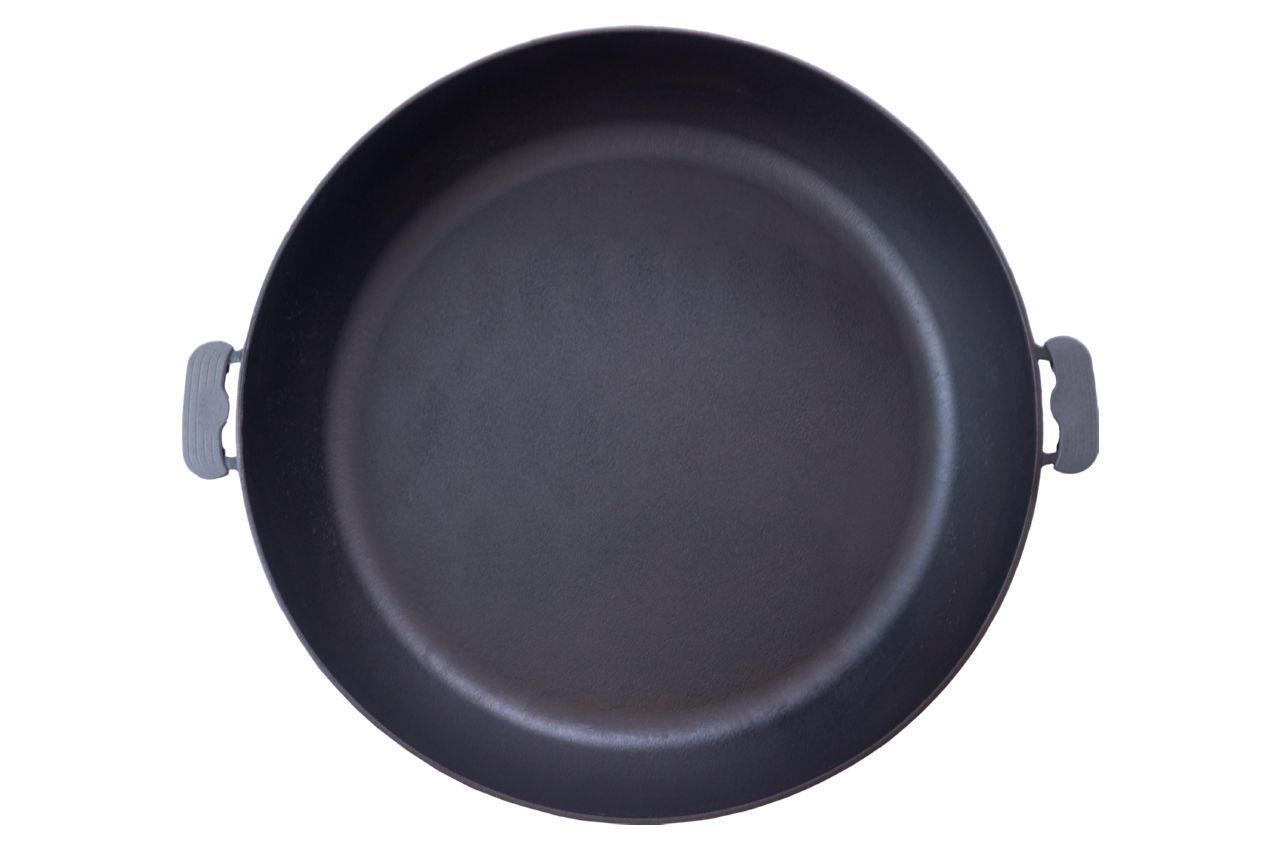 Сковорода жаровня чугунная Biol - 500 мм 1