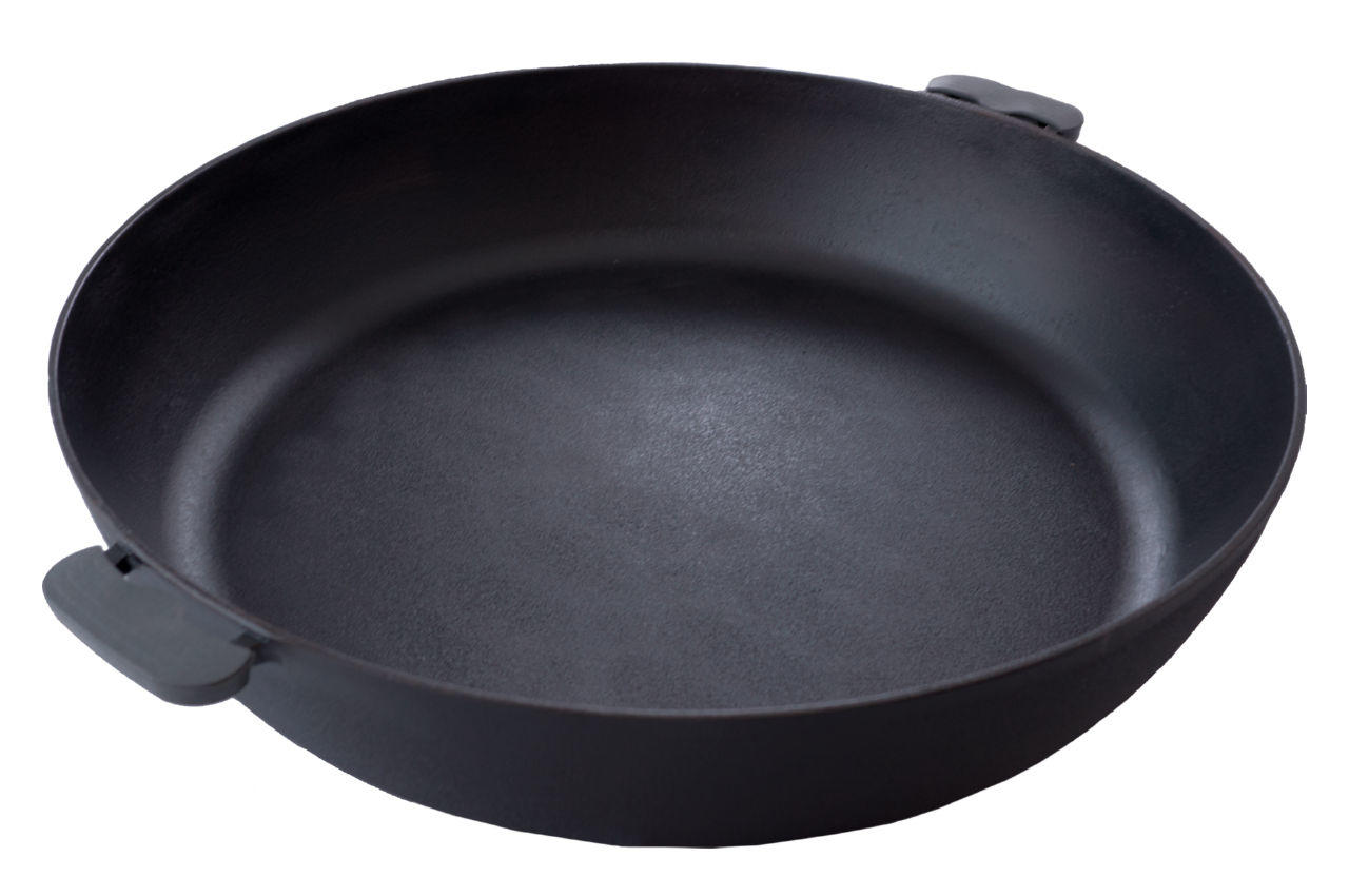 Сковорода жаровня чугунная Biol - 500 мм 3