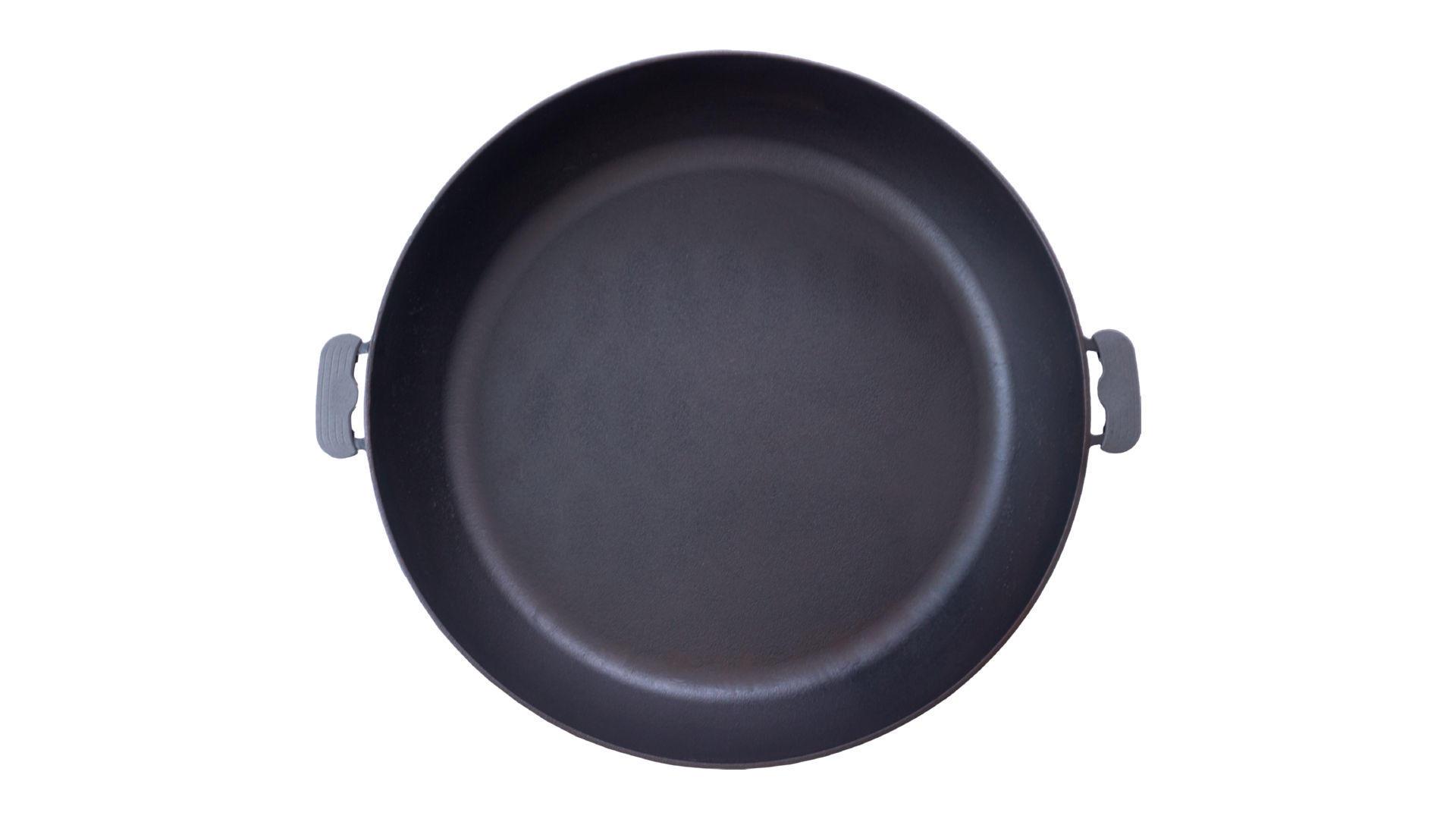 Сковорода жаровня чугунная Biol - 500 мм 5