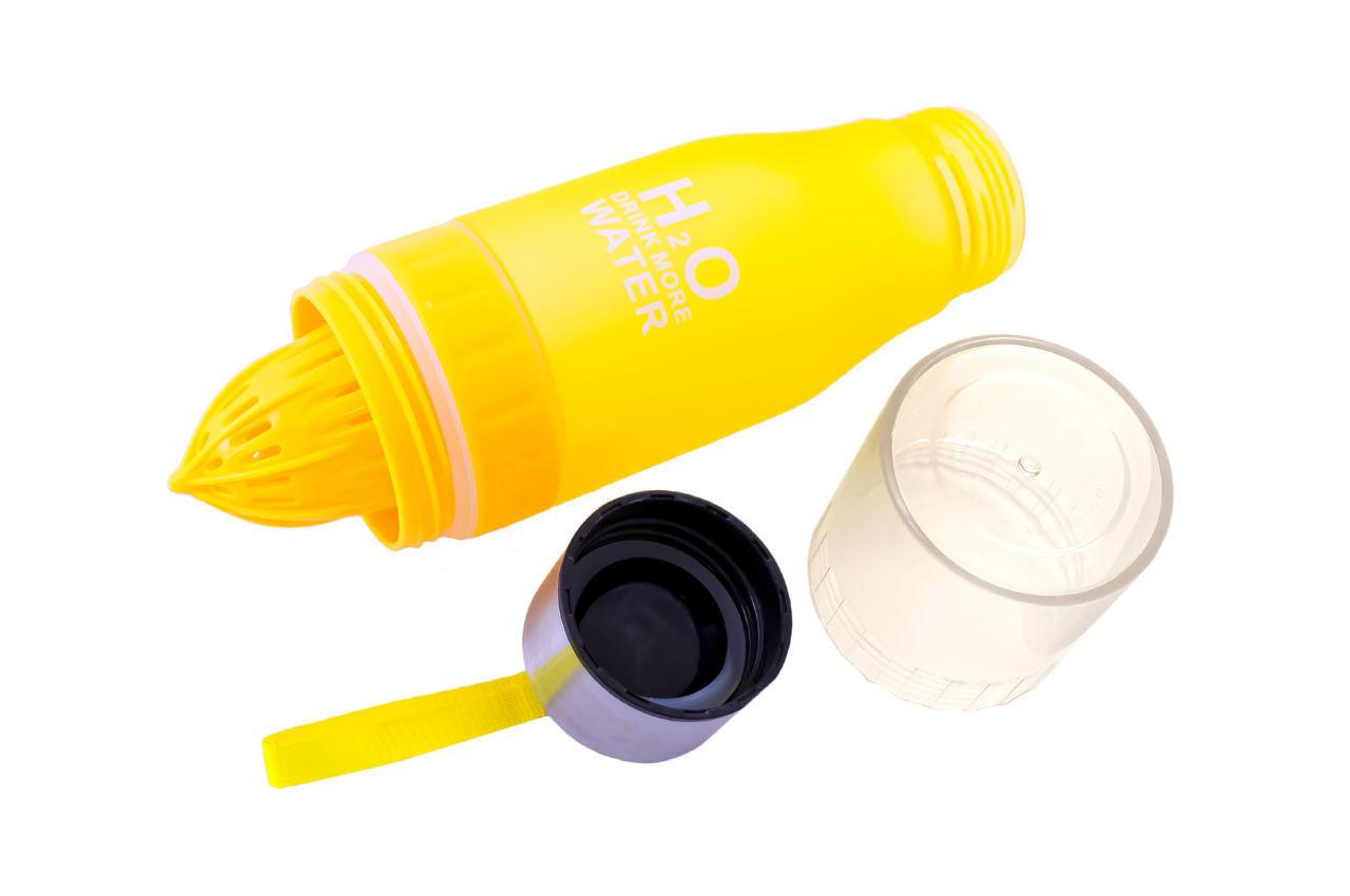 Бутылка для воды Elite - 650 мл H20 2