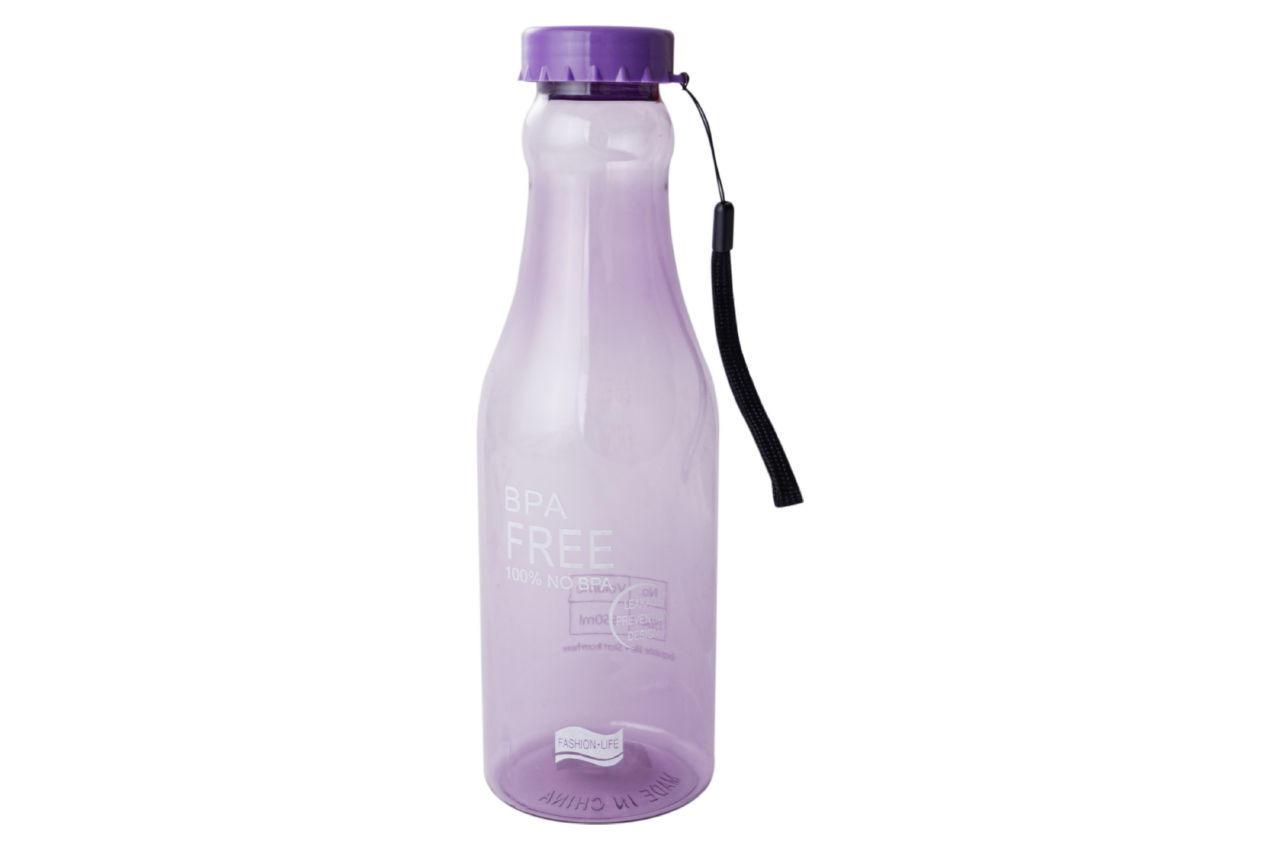 Бутылка для воды Elite - 650 мл Bra Free 1
