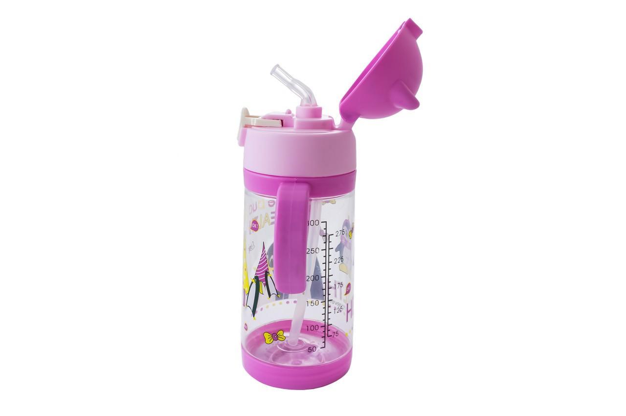 Бутылка для воды Elite - 430 мл Health 3