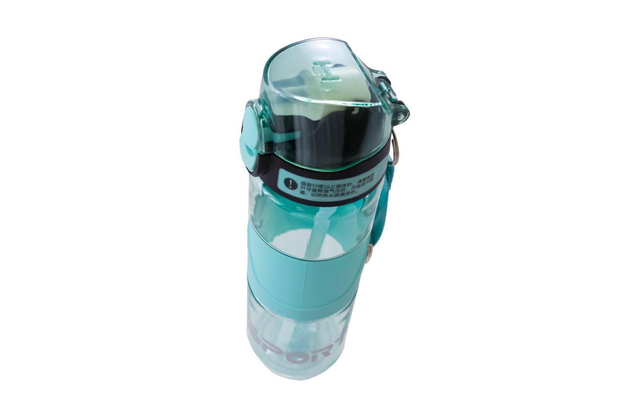 Бутылка для воды Elite - 600 мл Sport Life силикон 2