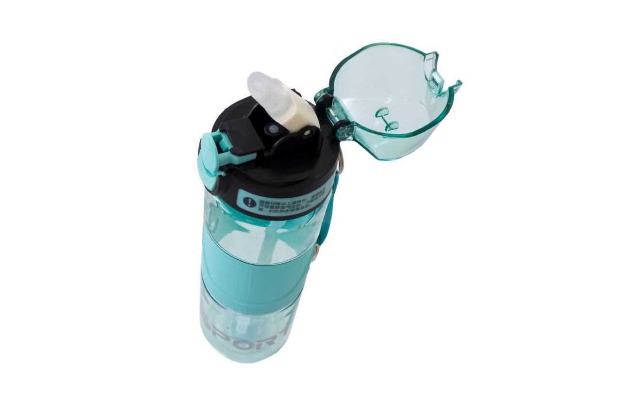 Бутылка для воды Elite - 600 мл Sport Life силикон 3