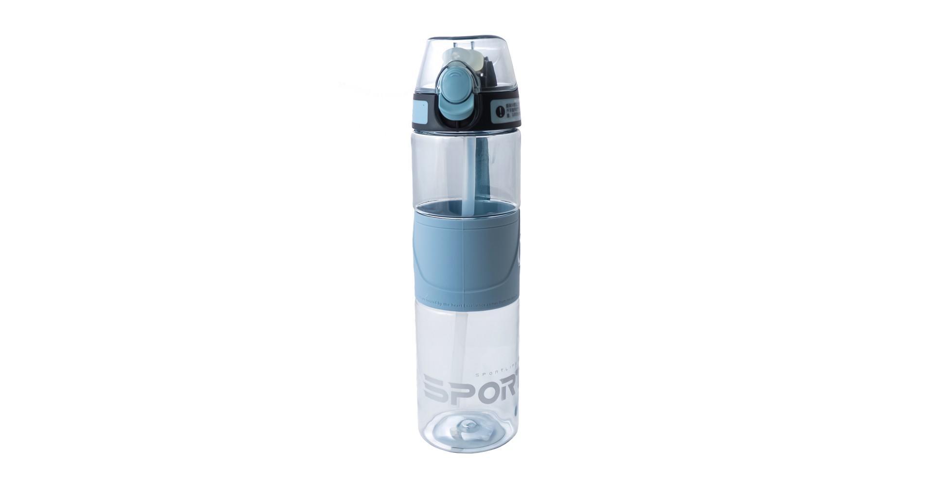 Бутылка для воды Elite - 700 мл Sport Life силикон 4