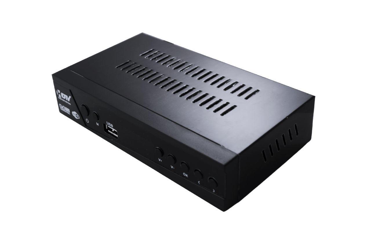 Тюнер цифровой Elite - 168 DVB 1