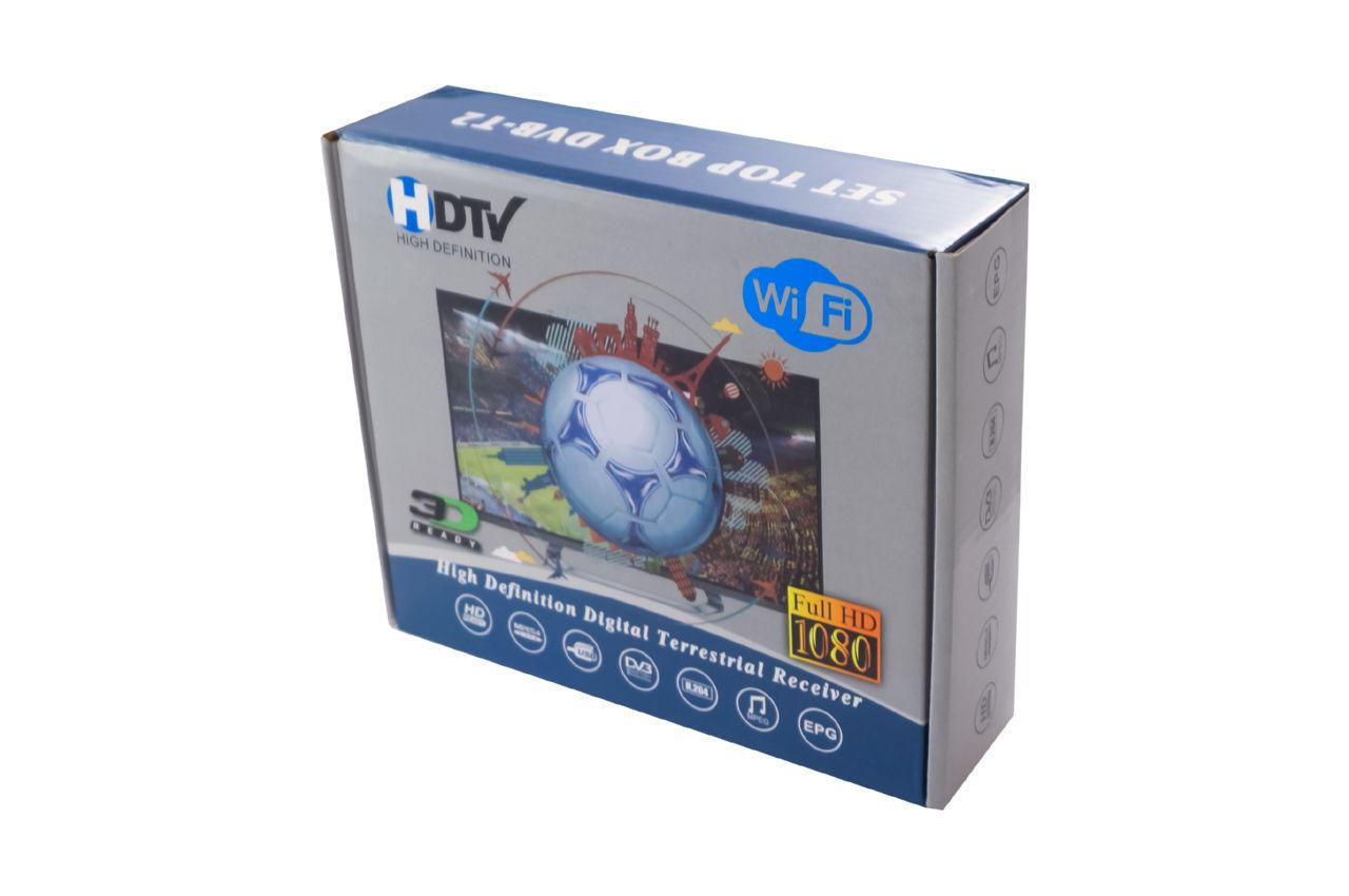 Тюнер цифровой Elite - 168 DVB 5