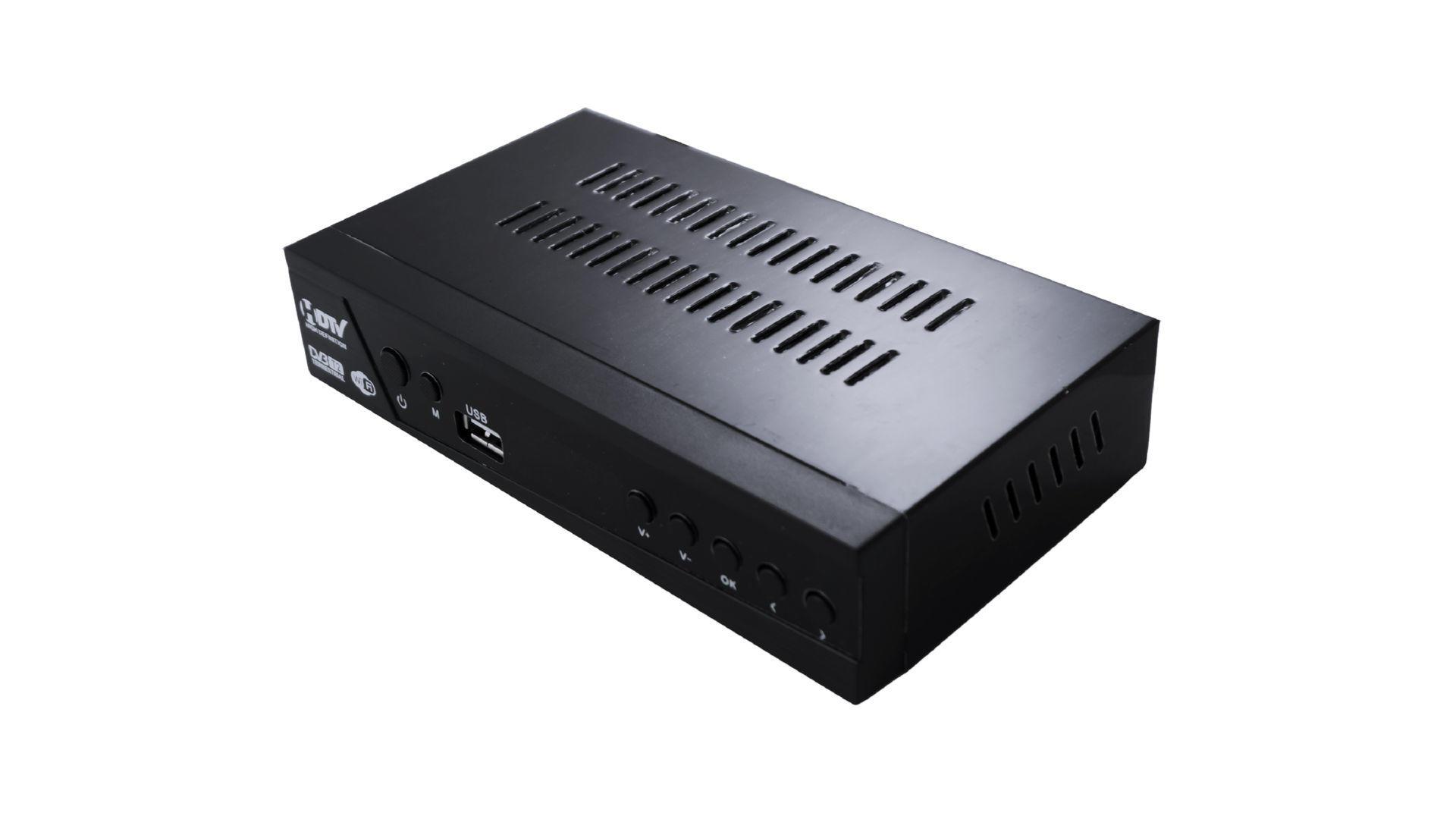 Тюнер цифровой Elite - 168 DVB 6