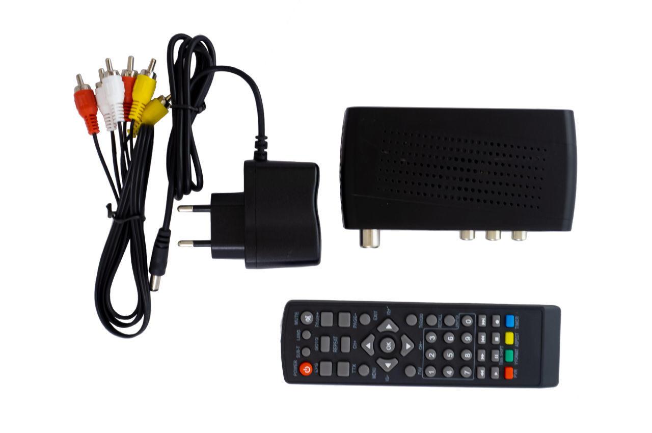 Тюнер цифровой Elite - T23 DVB 4
