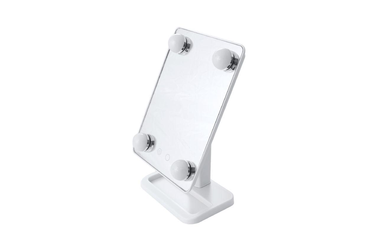 Зеркало с подсветкой Elite - 185 x 117 мм x 4 LED 1