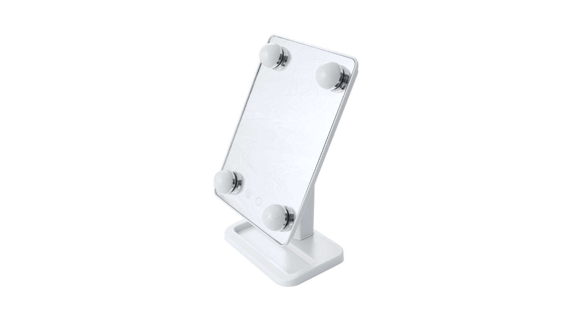 Зеркало с подсветкой Elite - 185 x 117 мм x 4 LED 5