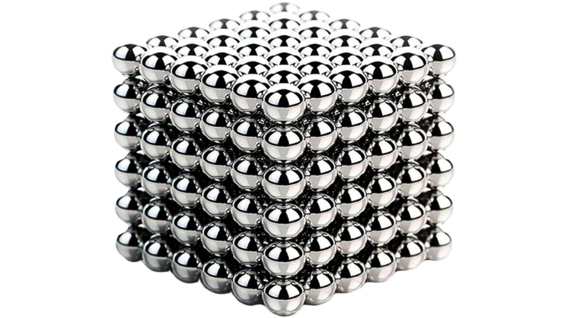 Головоломка магнитная Elite - 5 мм x 216 шариков 4