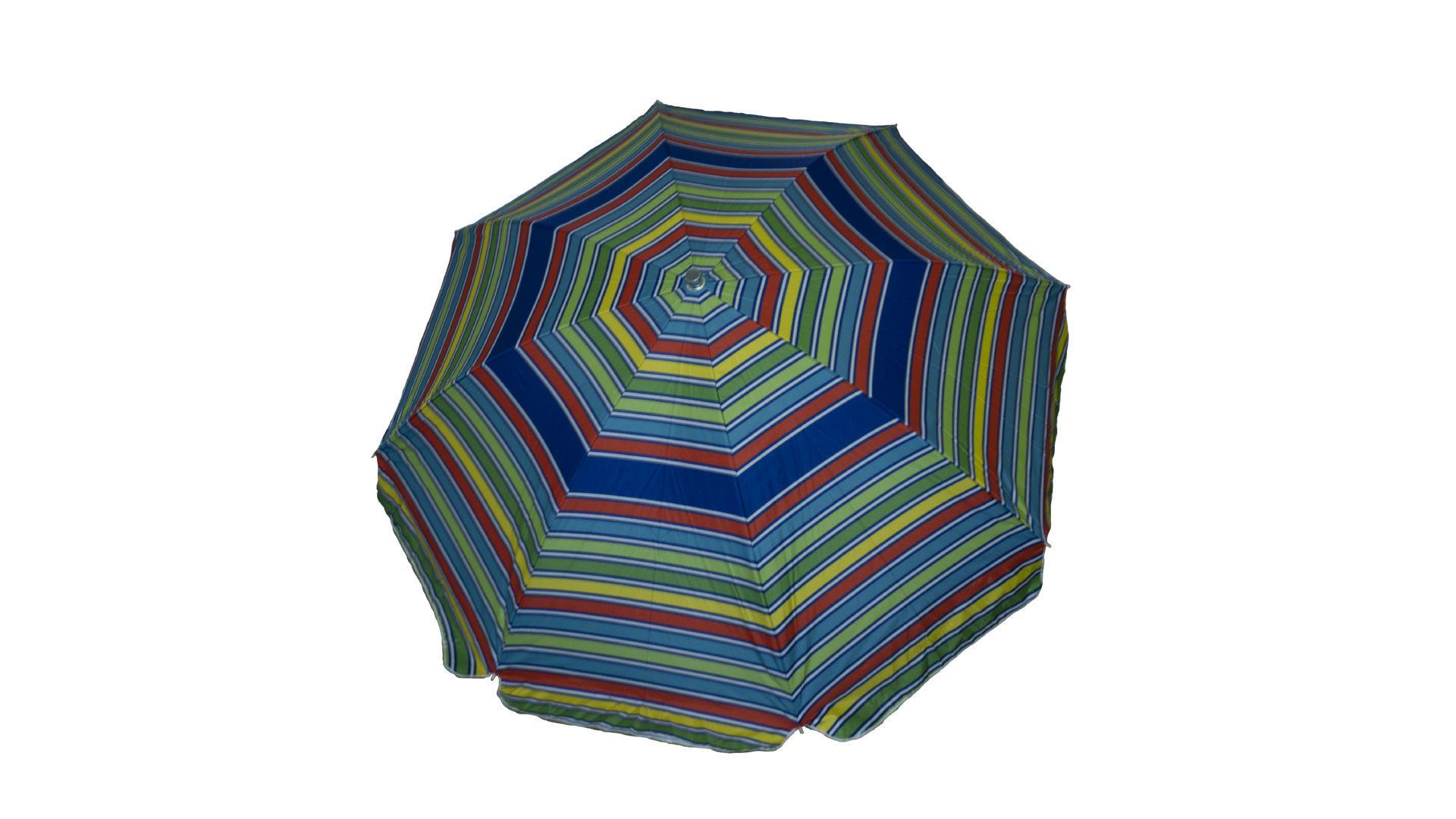 Зонт пляжный DT - 2,5 м пальма 4