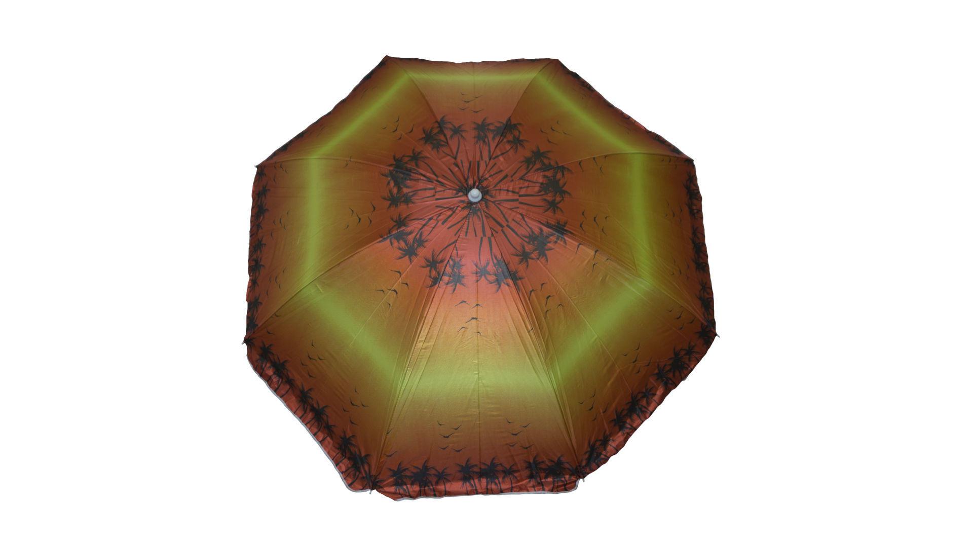 Зонт пляжный DT - 2 м ромашка 4