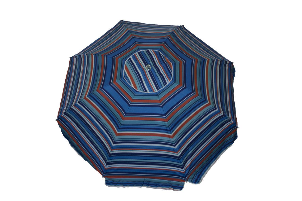 Зонт пляжный DT - 2,5 м ромашка 1