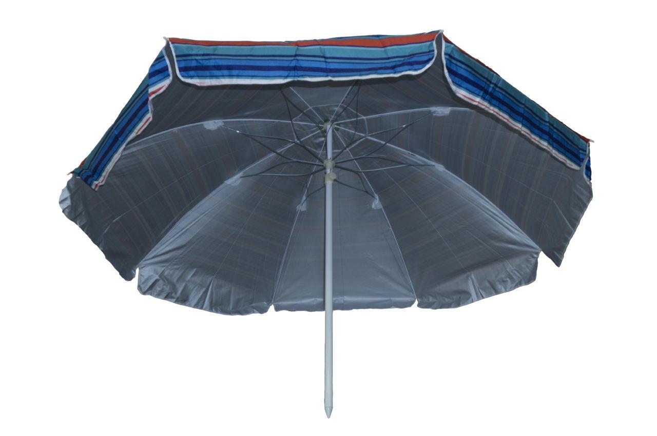 Зонт пляжный DT - 2,5 м ромашка 2