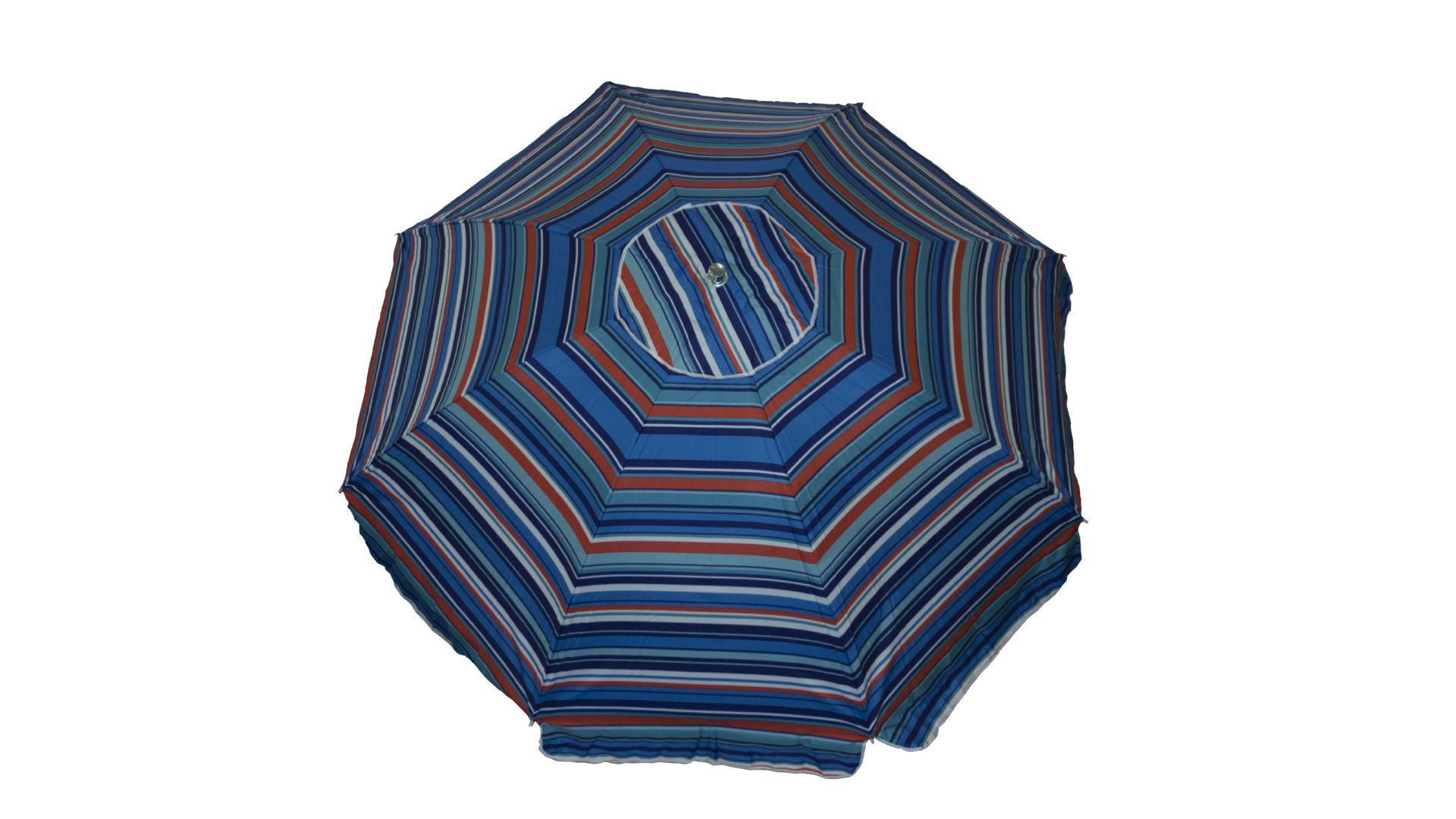 Зонт пляжный DT - 2,5 м ромашка 4
