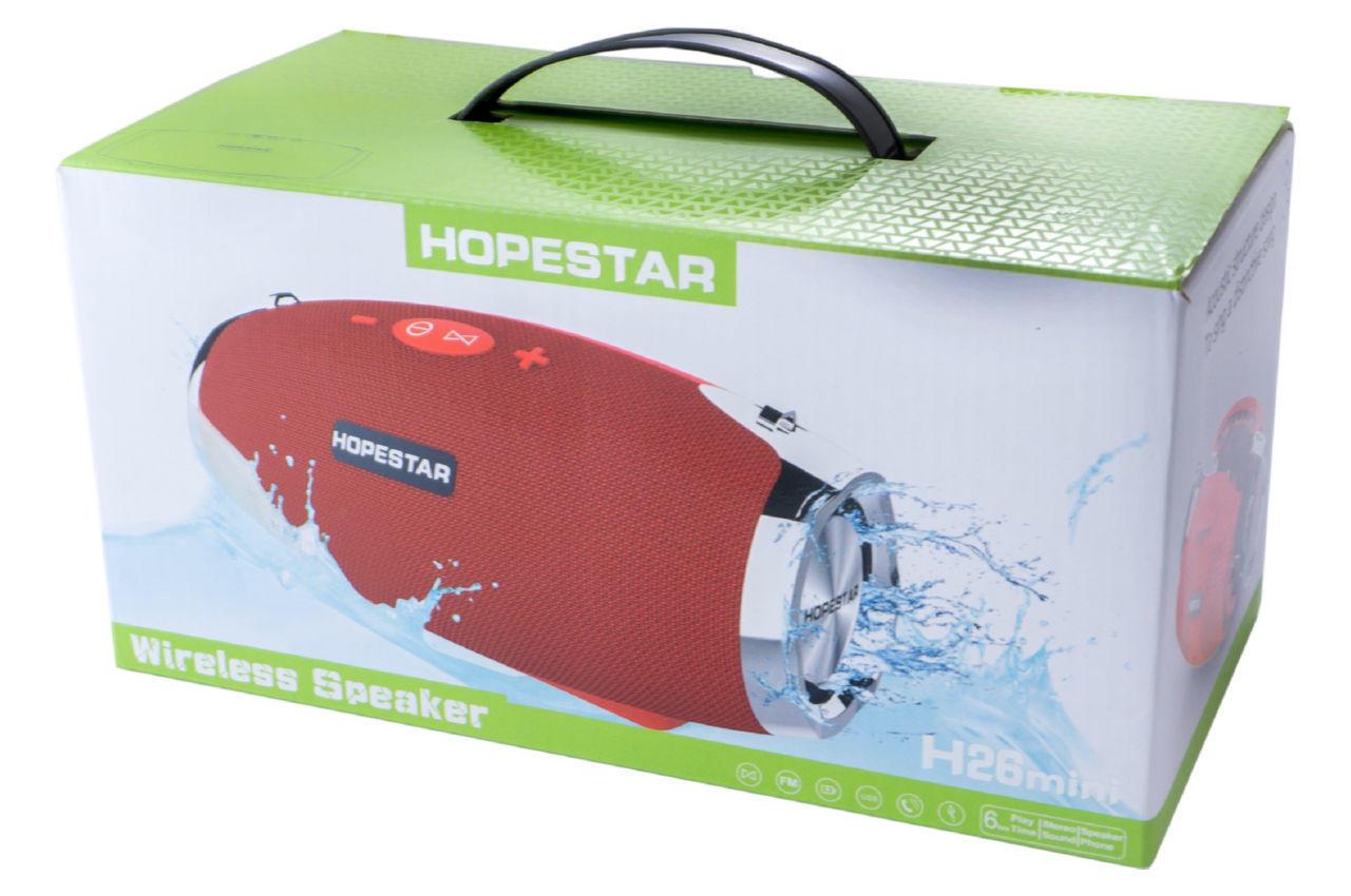 Колонка портативная PRC - Hopestar H26 3