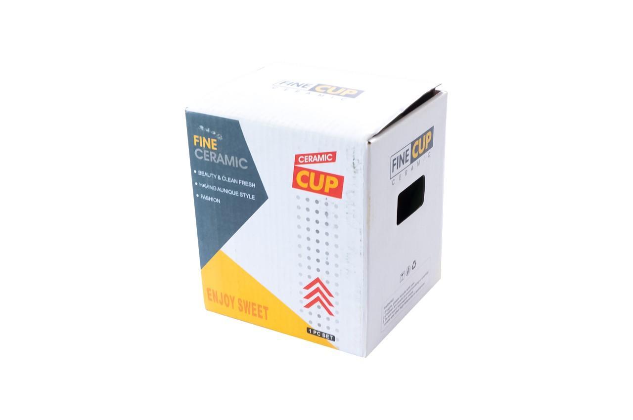 Чашка термос керамическая Elite - 400 мл EL-PY01 3