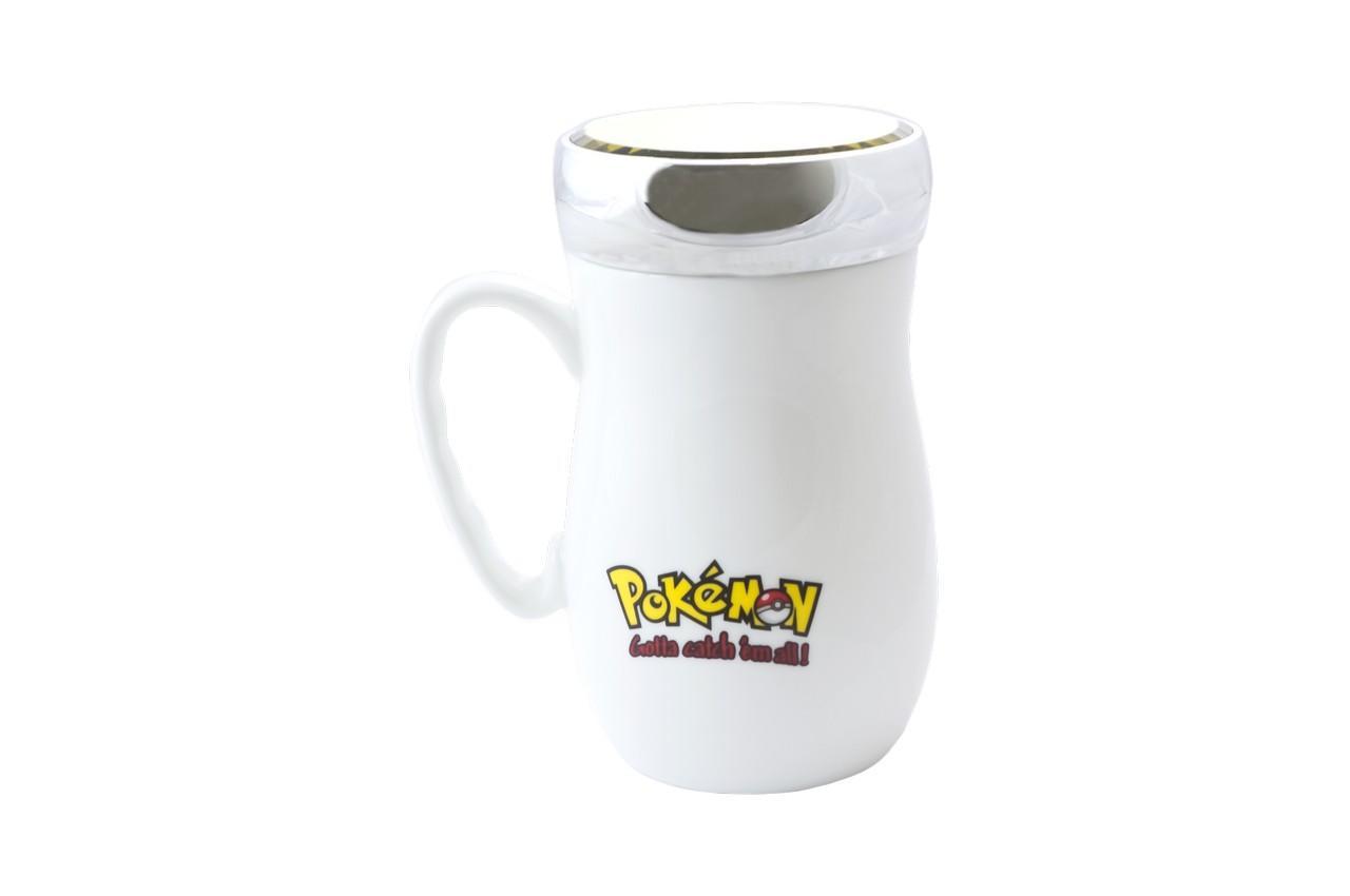 Чашка термос керамическая Elite - 420 мл 2