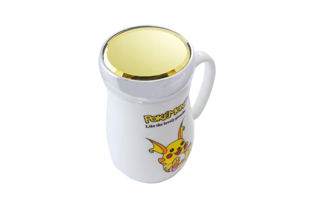 Чашка термос керамическая Elite - 420 мл 3